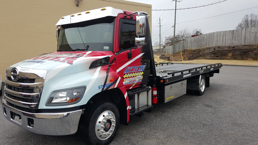 towing service in Helena, AL